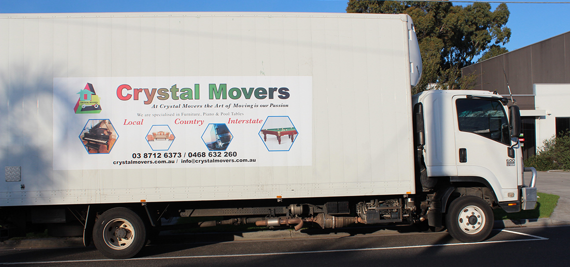 Local Country & interstate removalist